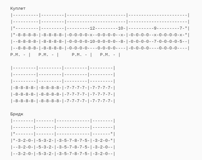 "Как Играть ""System Of A Down - Aerials"" на Гитаре"
