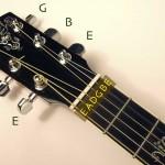 Как просто настроить гитару