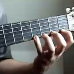 Уроки гитары. Запястье левой руки