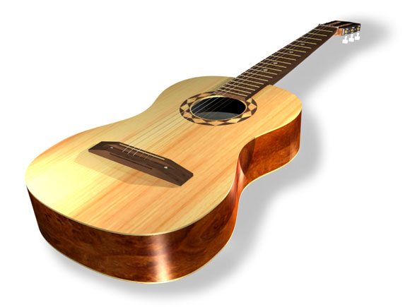 Не отрекаются, любя на гитаре