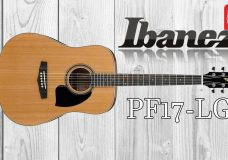 Акустическая гитара IBANEZ PF17-LG (New dreadnought guitar)