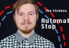 Automatic Stop by The Strokes Ukulele Tutorial Урок игры на укулеле от Ukulele Kid