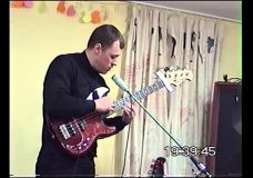 Бас гитара мастер класс