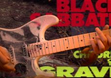 Black Sabbath Children Of The Grave разбор на гитаре