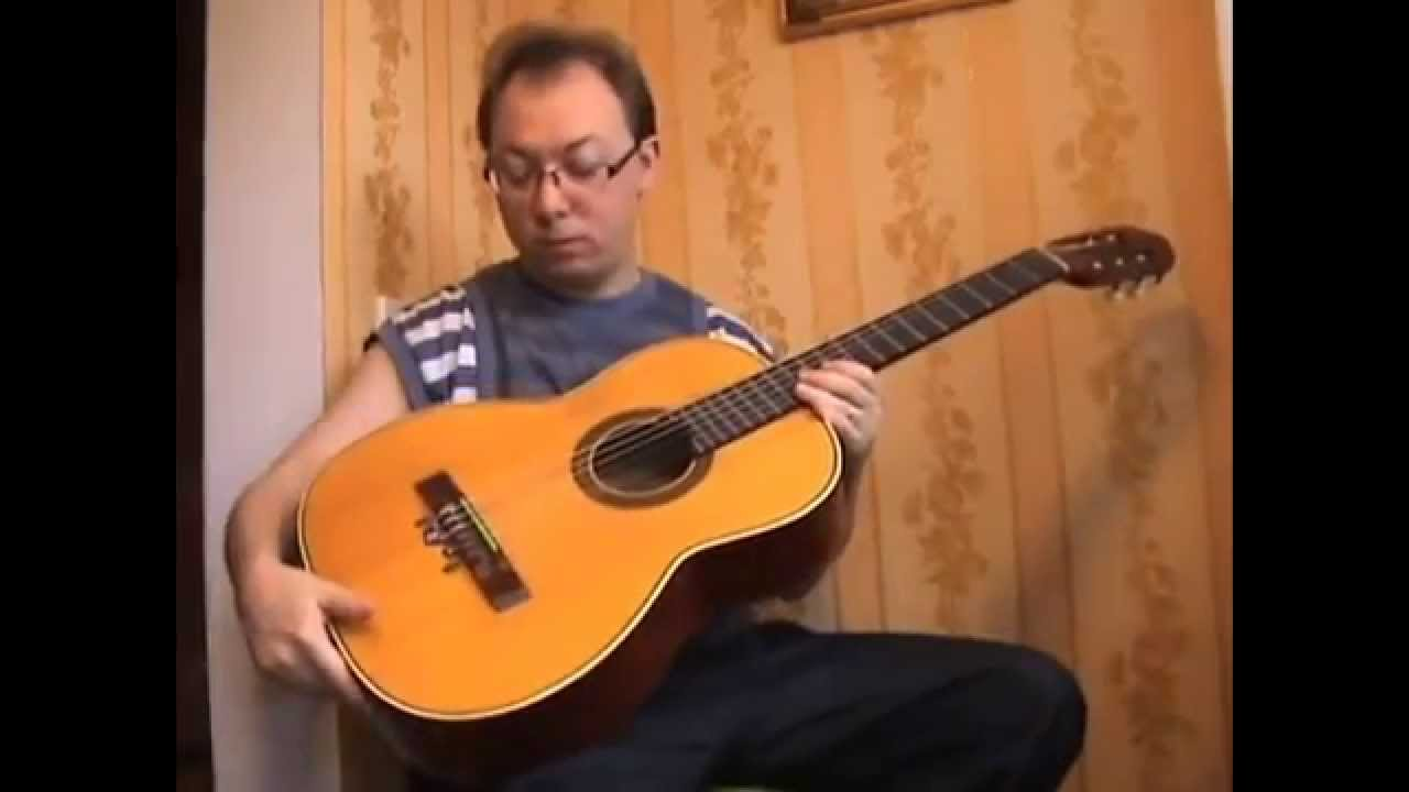 Части гитары