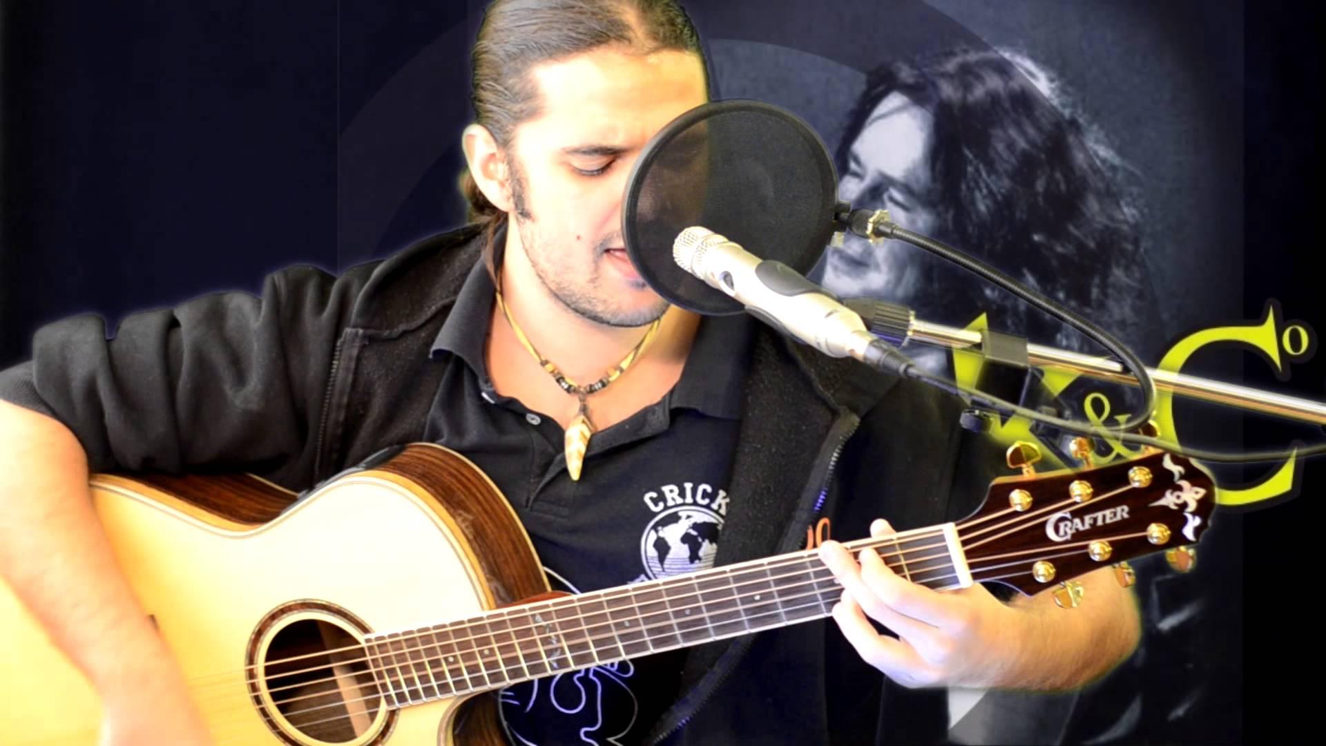 Чиж и Ко — А не спеть ли мне песню… (cover)