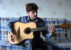 Что такое НАТУРАЛЬНЫЕ ФЛАЖОЛЕТЫ и как их играть на гитаре