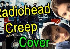 Cover 'Radiohead — Creep' Acoustic Guitar
