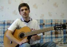Эффективное упражнение на растяжку левой руки гитариста (упражнение Эл Ди Меолы)