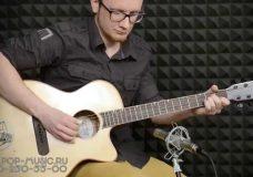 Электроакустическая гитара JAMES NELIGAN LIS-ACFI