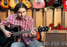 Электроакустическая гитара YAMAHA APX-500II OBB обзор
