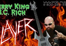 Электрогитара B.C.RICH KFKBSTV12 (Kerry King Signature)