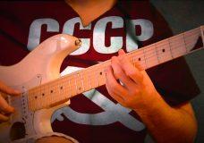 Гимн России — разбор на гитаре 4 часть