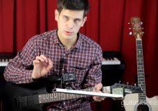 Гитара для начинающих. Урок 4 — Упражнения гитары для начинающих