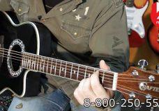 Гитара электроакустическая CRAFTER FSG-270EQ