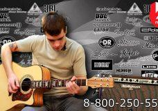 Гитара электроакустическая MARTINEZ W-124BC N