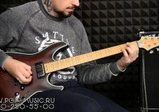 Гитара SCHECTER HELLRAISER EXTREME C-1 M обзор