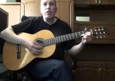 Гитарный бой для начинающих гитаристов