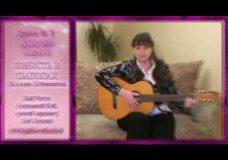 Гитарный бой Регги. Песня под гитару Юность в сапогах