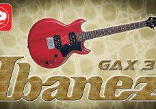 IBANEZ GAX30 бюджетная электрогитара с очень хорошим звуком