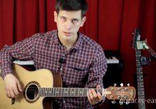 Игра на гитаре для начинающих. Урок 1 — Введение