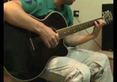 In The Mood — fingerstyle guitar cover (Glenn Miller)