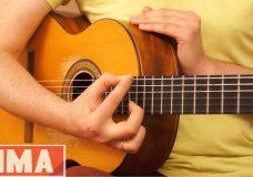 Как играть Флажолеты как Профи Уроки гитары