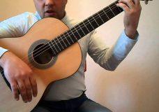 Как играть на гитаре В.Цой-Закрой за мной дверь