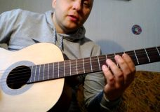 Как играть соло из песни В. Цоя — Пачка сигарет