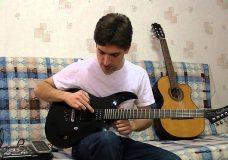 Как настроить гитару? Разные способы настрои?ки гитары. Подробныи? урок