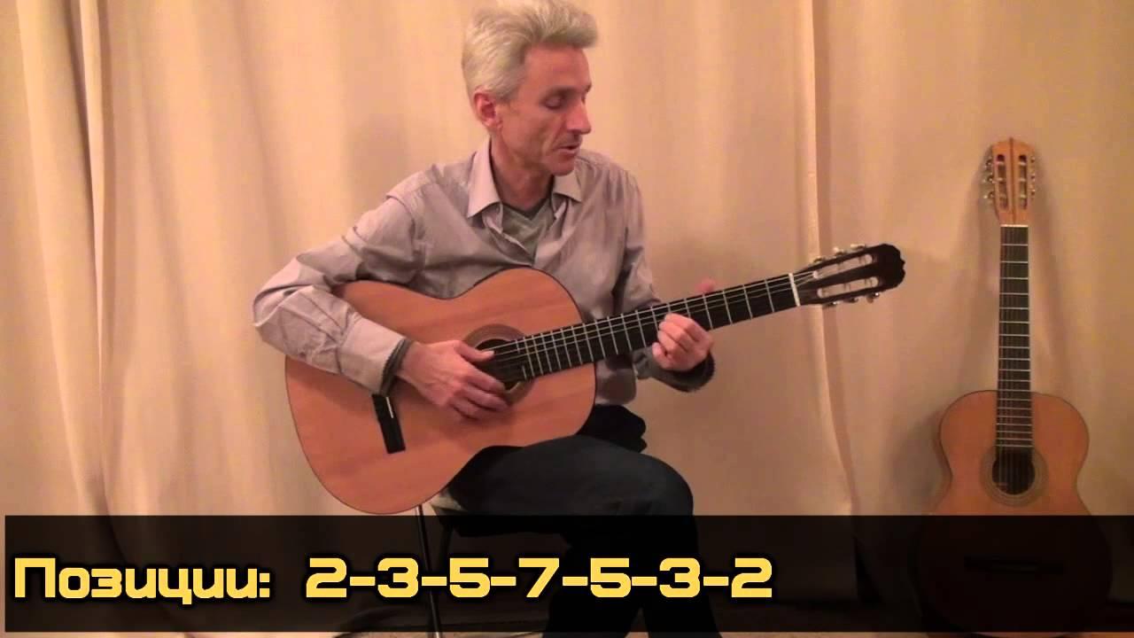 Как ускорить перестановку аккордов Guitar-Online.ru