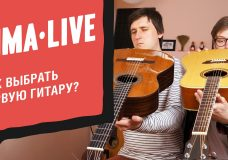 Как выбрать свою первую Гитару