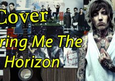 Кавер 'Bring Me The Horizon — Sleepwalking' Acoustic Guitar Cover