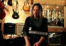 Kirk Hammett — Мотивирующее интервью Guitar-Online.ru
