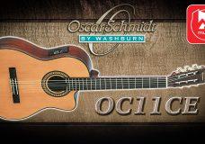 Классическая гитара OSCAR SCHMIDT OC11CE