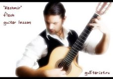 Led zeppelin — Kashmir, Flash guitar lesson