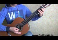 Мелодия NOKIA TUNE для двух гитар — видеоразбор от GuitarMe.ru
