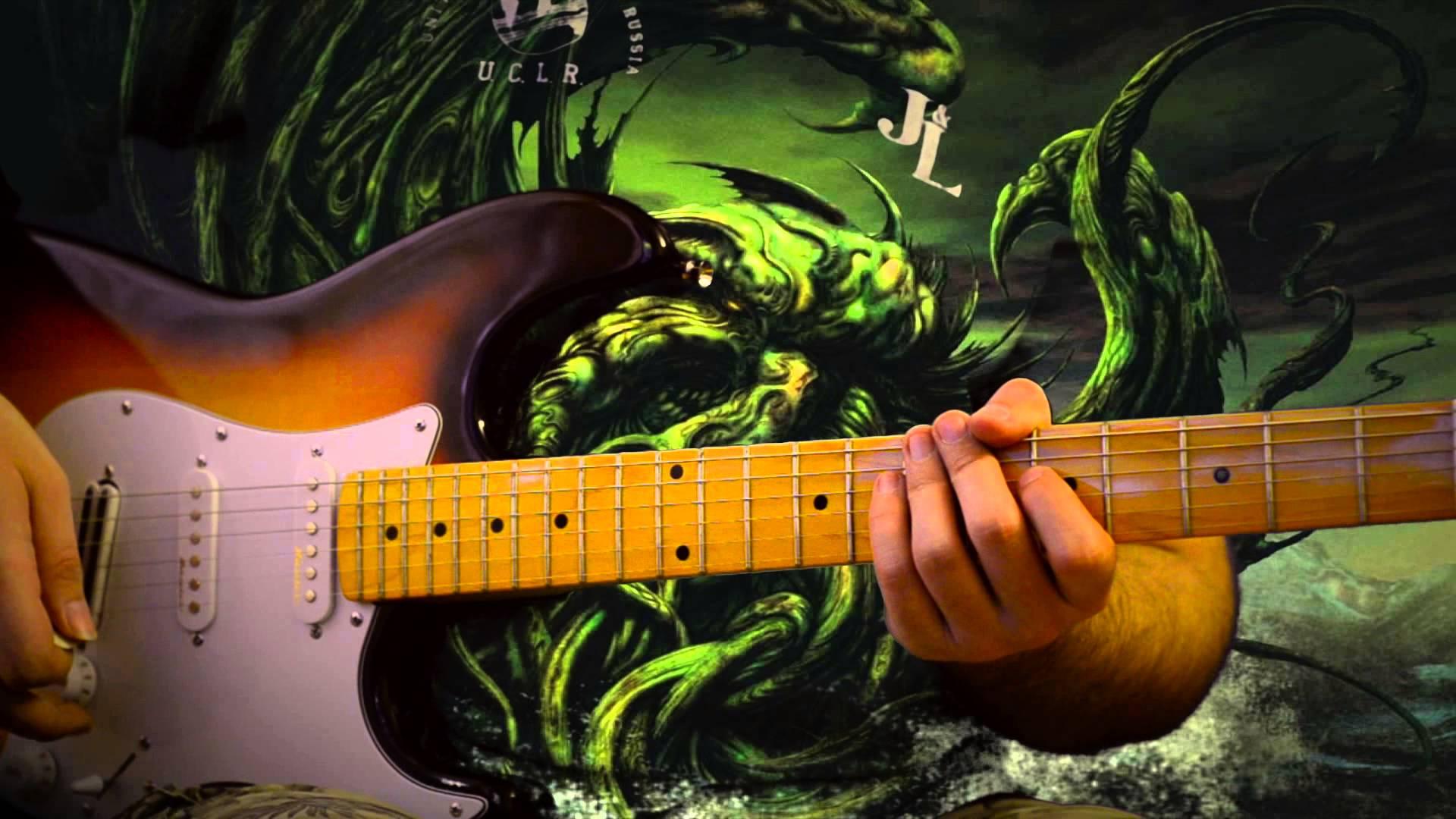Metallica — Call of Ctulu 2 часть