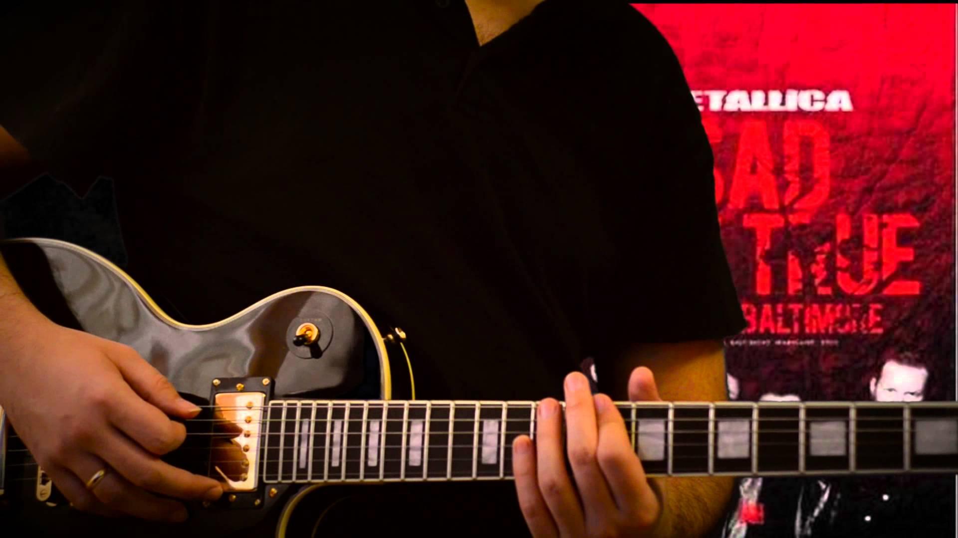 Metallica — Sad but true вступление