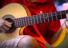 Мой путь, для начинающих гитаристов