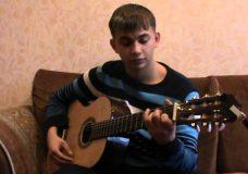 Mr. Credo (Кредо) — медляк (разбор песни) как играть на гитаре