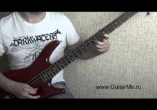 MY FRIEND OF MISERY — Metallica — ВИДЕОРАЗБОР от GuitarMe.ru