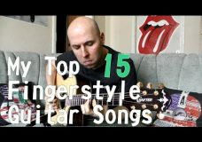 My Top 15 Fingerstyle Guitar Songs