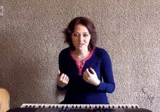Обучение вокалу Штробас - как расслабление и основа Хрип