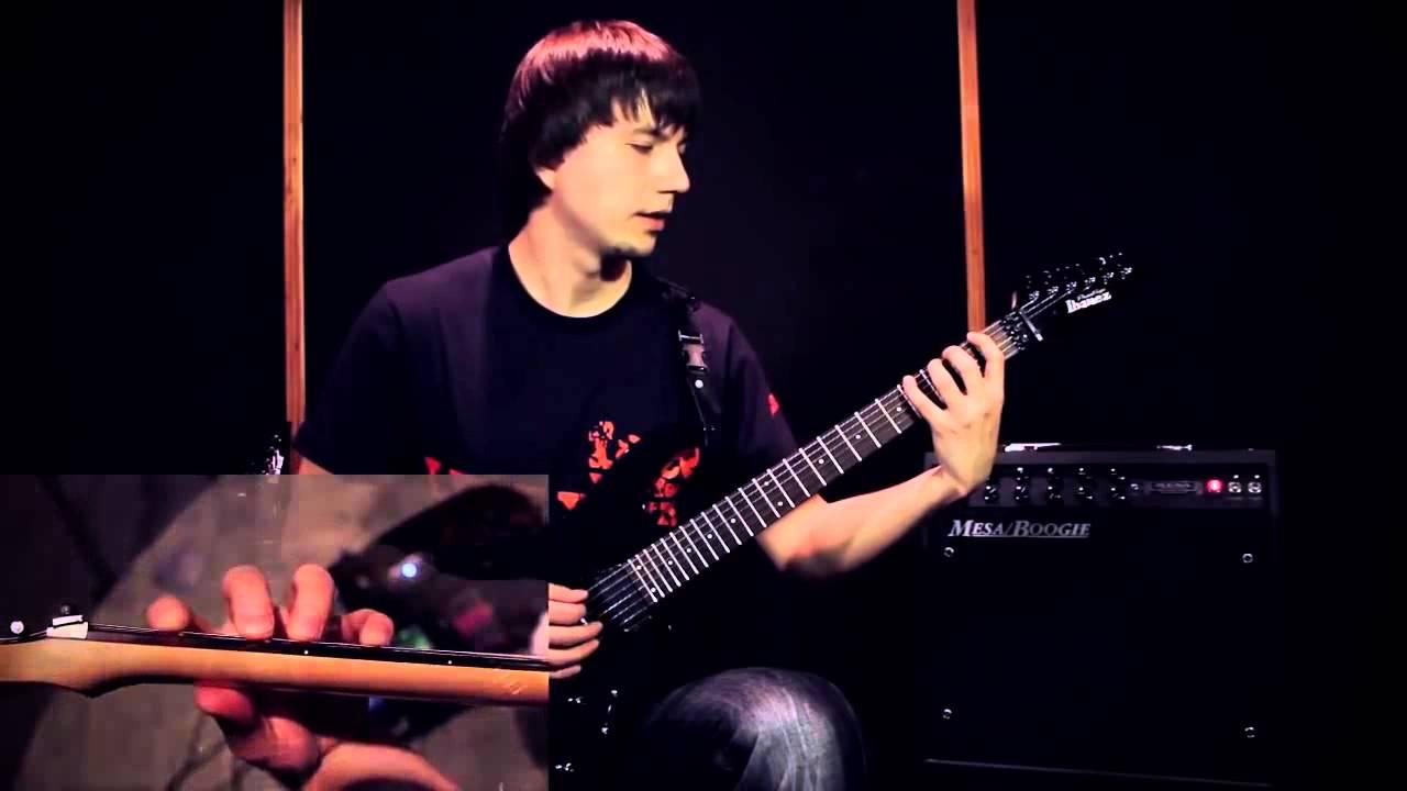Постановка левой руки — Техника от гуру 2 Guitar-Online.ru