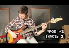 show MONICA Bass — Настройка и выбор бас-гитары (Part 2)