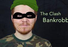 The Clash Bank robber Ukulele Tutorial Урок игры на укулеле от Ukulele Kid