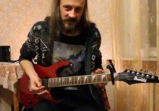 Уроки гитары. Квинты. Разновидности (строй Drop D)