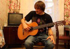 Уроки гитары. Перебор 'шестерка' с примером песни 'Позови меня тихо по имени'