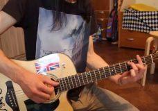 Уроки гитары. Септаккорды на примере песни Amy Winehouse — 'Our Day Will Come'